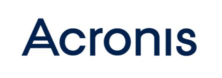 Acronis (アクロニス)のロゴ