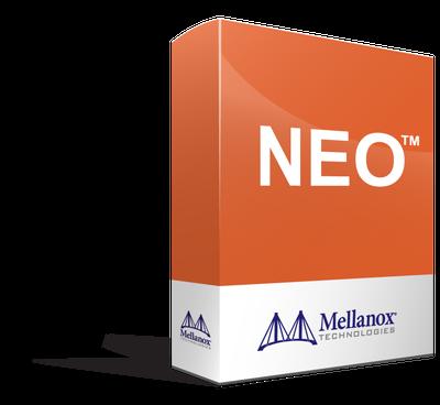 メラノックス、Mellanox NEO®
