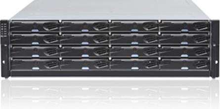 Infortrend EonStor DSシリーズ 初期接続時の設定