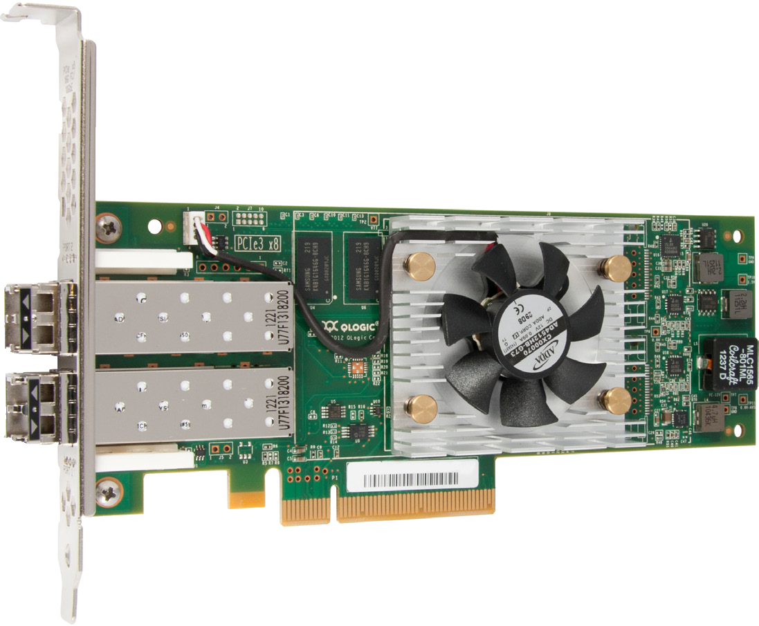 Marvell QLogic 2670シリーズ Fibre Channel アダプター